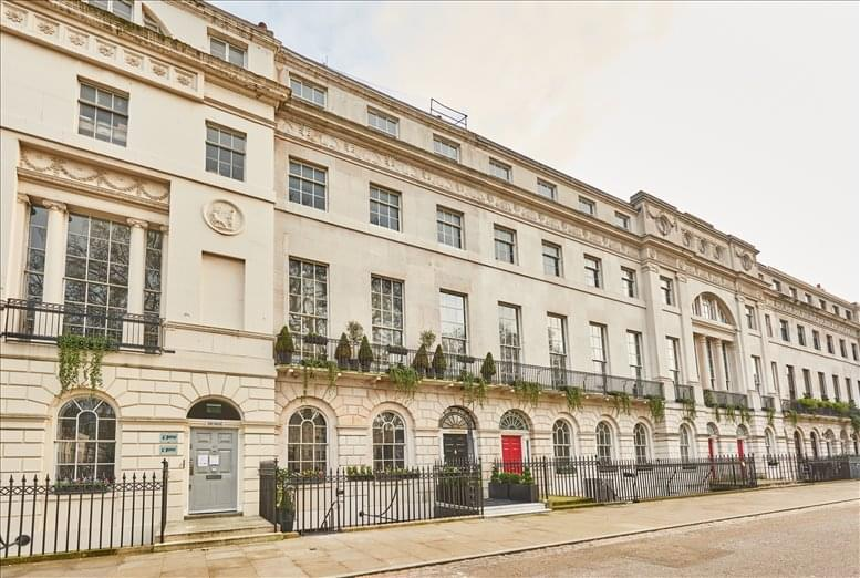 Photo of Office Space on 39 Fitzroy Square Fitzrovia