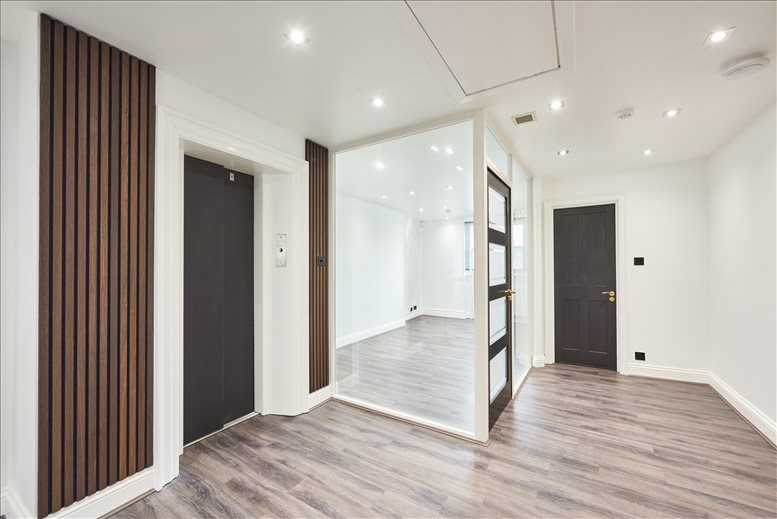 Picture of 39 Fitzroy Square Office Space for available in Fitzrovia