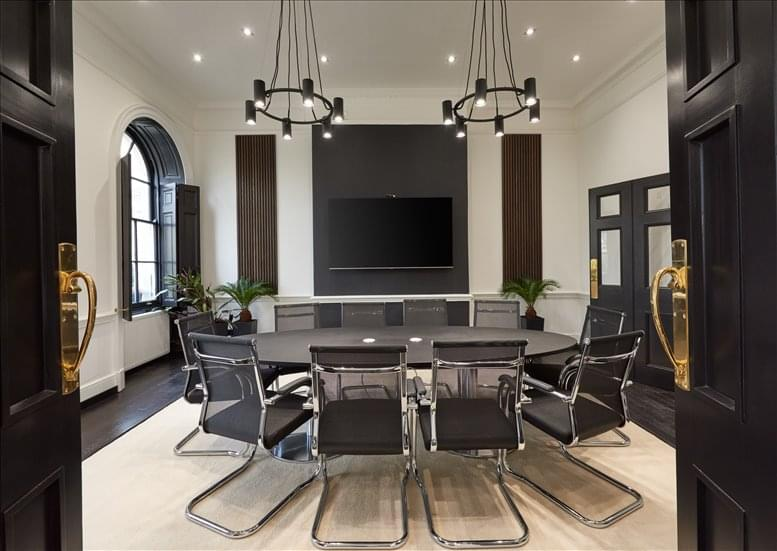 Image of Offices available in Fitzrovia: 39 Fitzroy Square