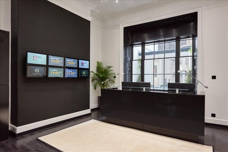 Fitzrovia Office Space for Rent on 39 Fitzroy Square