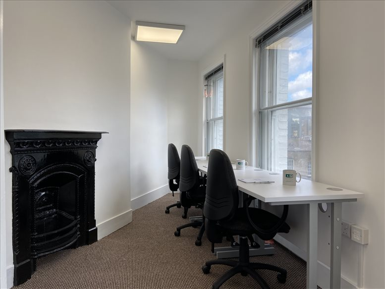 Picture of De Montfort House, 101 King's Cross Road Office Space for available in Finsbury