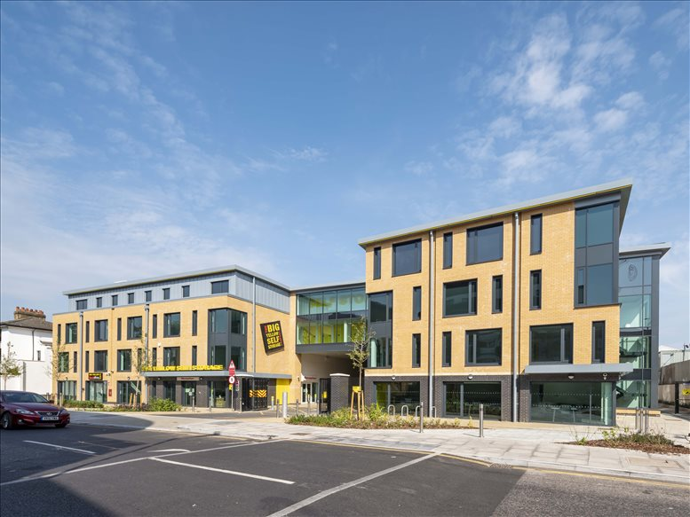 49-65 Southampton Way, Camberwell Office for Rent Peckham