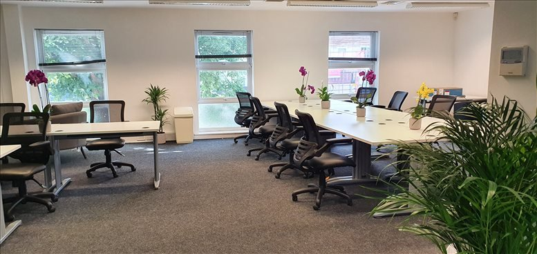 Office for Rent on 196A High Street, Epping, Essex Chingford