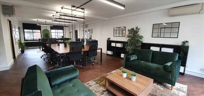 8 Coldbath Square Office for Rent Finsbury