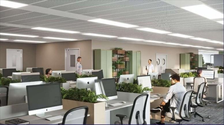 Office for Rent on 20 St. Thomas Street London Bridge
