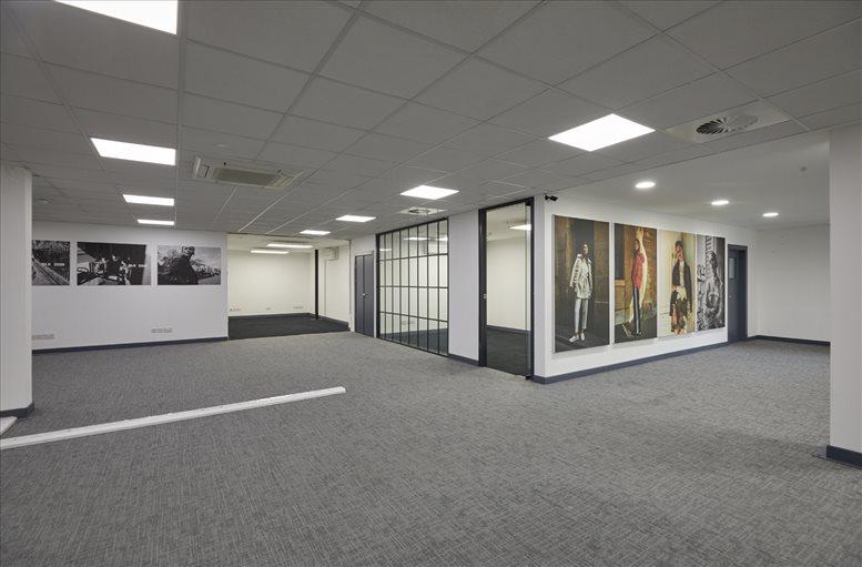 Regis Road Office Space Kentish Town
