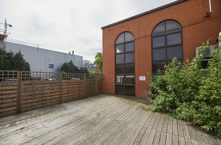 Picture of Regis Road Office Space for available in Kentish Town