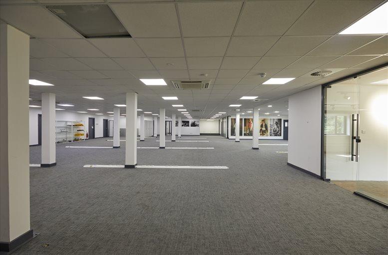 Rent Kentish Town Office Space on Regis Road