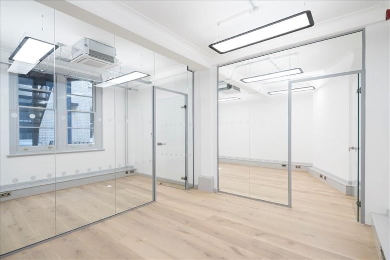 6 Lloyd's Avenue Office Space Fenchurch Street