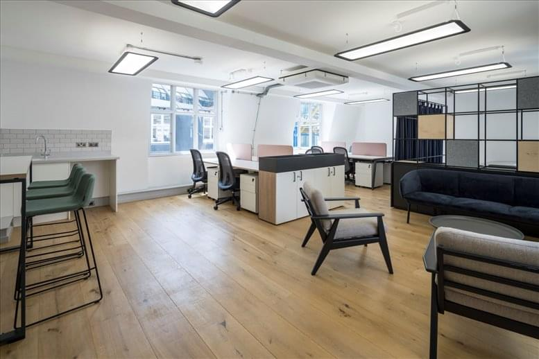Photo of Office Space on 6 Lloyd's Avenue Fenchurch Street