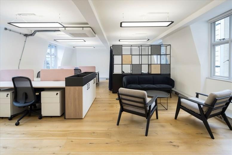 6 Lloyd's Avenue Office for Rent Fenchurch Street