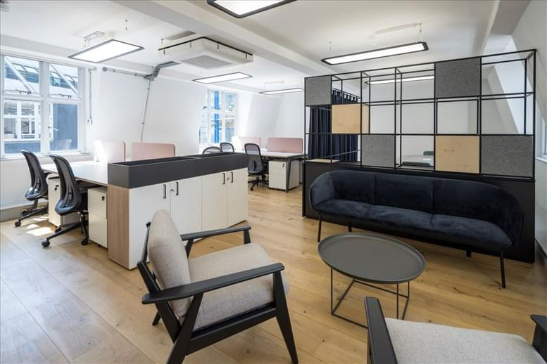 Picture of 6 Lloyd's Avenue Office Space for available in Fenchurch Street