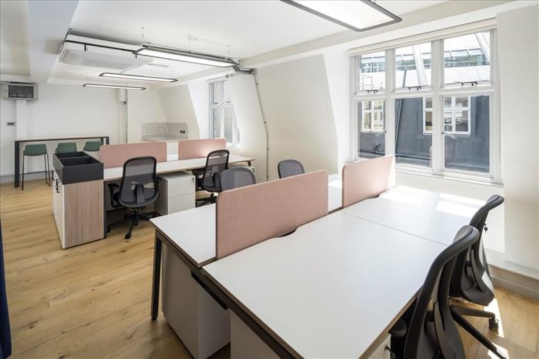 Office for Rent on 6 Lloyd's Avenue Fenchurch Street