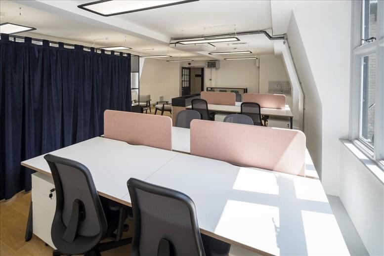Image of Offices available in Fenchurch Street: 6 Lloyd's Avenue