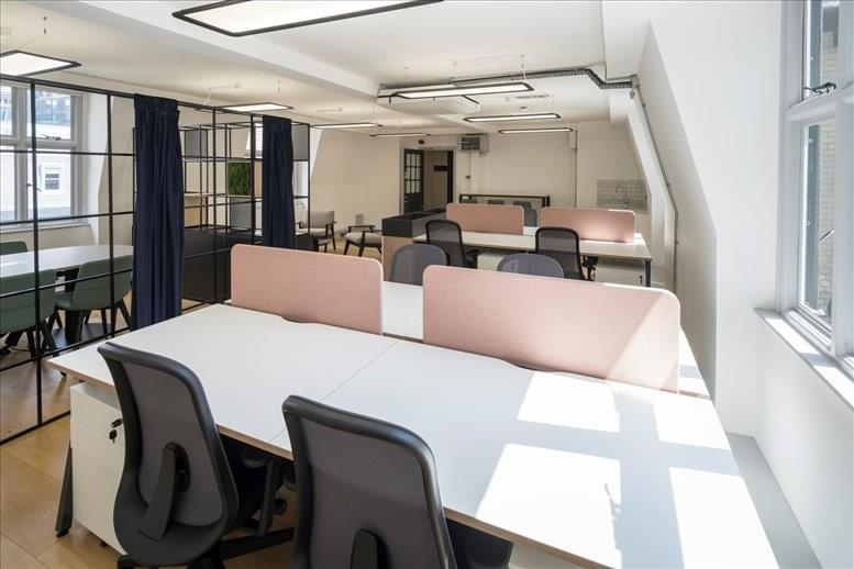 Fenchurch Street Office Space for Rent on 6 Lloyd's Avenue