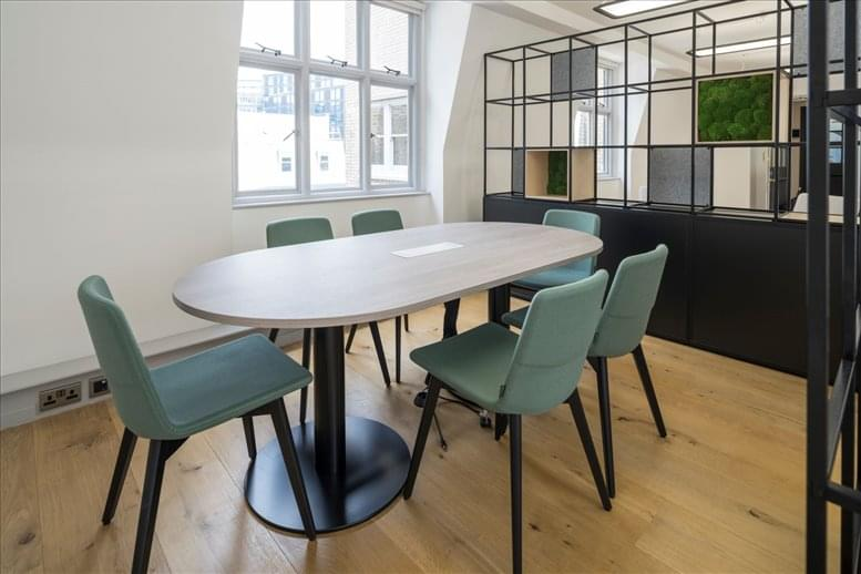 Rent Fenchurch Street Office Space on 6 Lloyd's Avenue