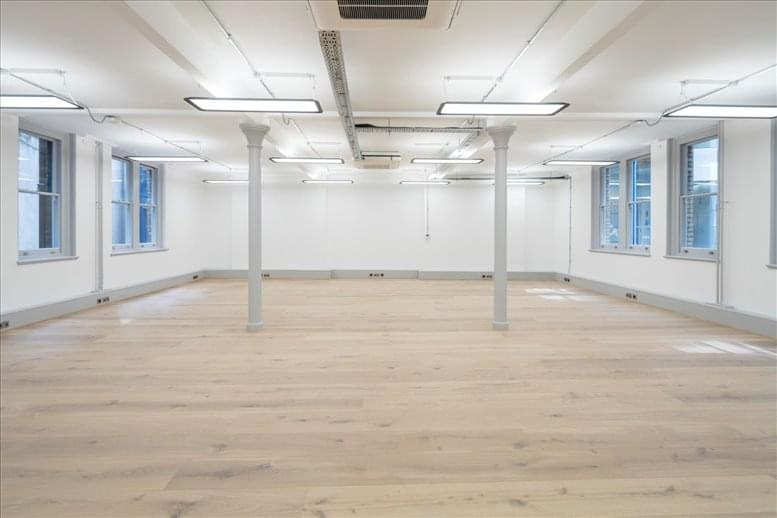 Photo of Office Space available to rent on 6 Lloyd's Avenue, Fenchurch Street
