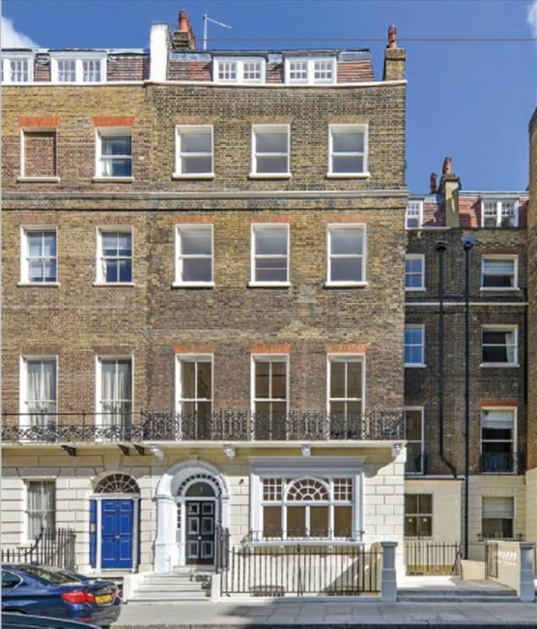 3 Chandos Street Office Space Cavendish Square