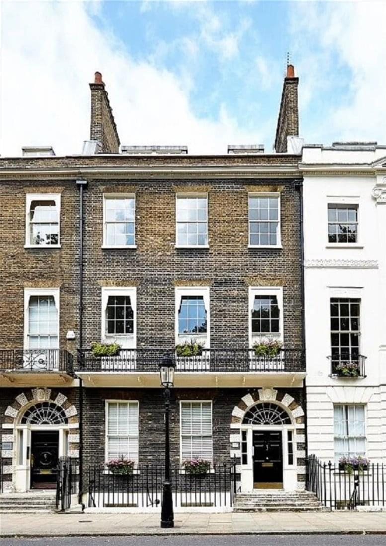 20 Bedford Square Office Space Tottenham Court Road