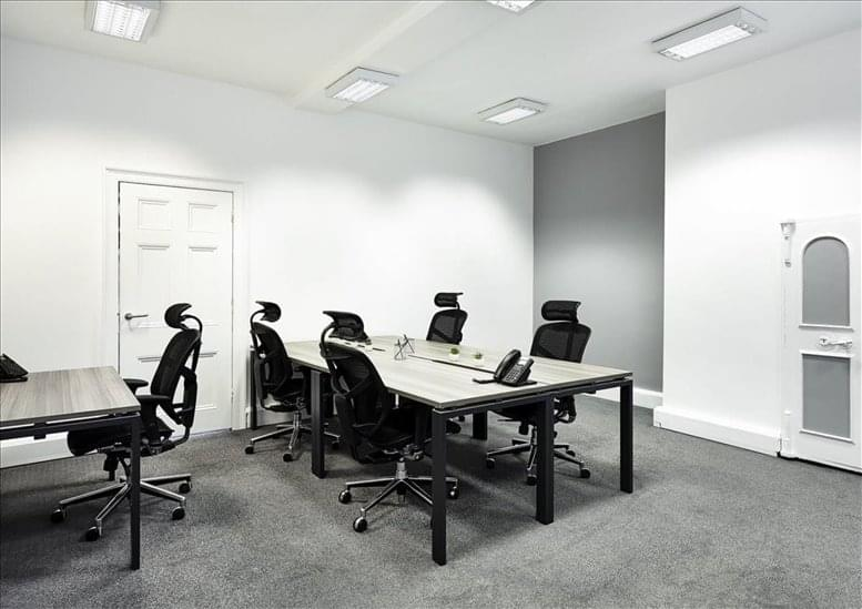 Image of Offices available in Tottenham Court Road: 20 Bedford Square