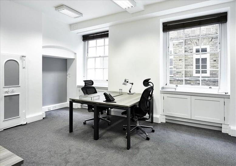 Tottenham Court Road Office Space for Rent on 20 Bedford Square