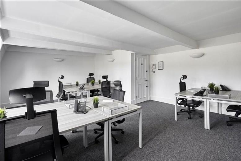 Fitzrovia Office Space for Rent on 9 Percy Street