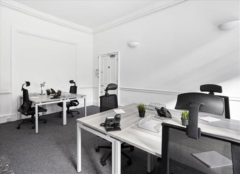Rent Fitzrovia Office Space on 9 Percy Street