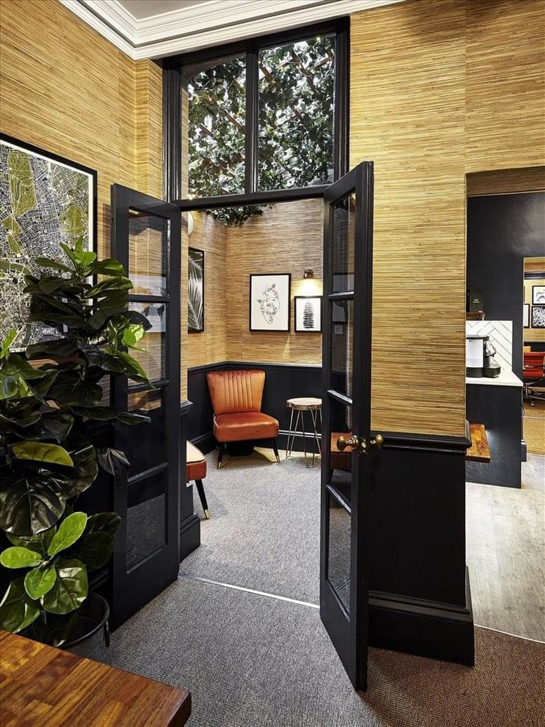 Rent Soho Office Space on 54 Poland Street, Soho