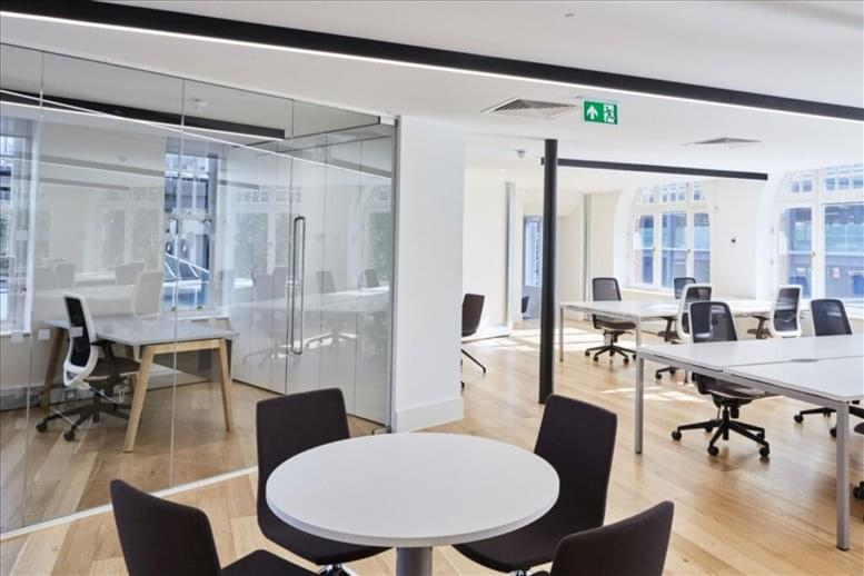 120 Charing Cross Road, West End Office for Rent Charing Cross
