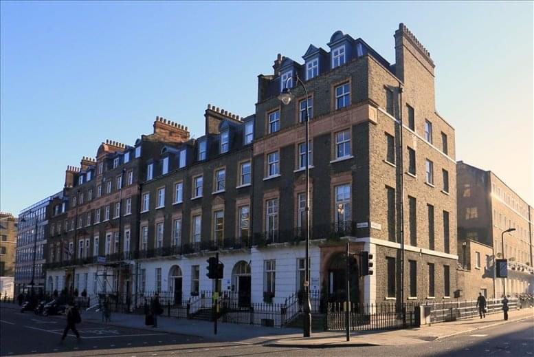 44 Russell Square Office Space High Holborn