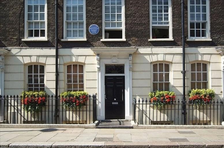 56-58 Broadwick Street Office Space Soho