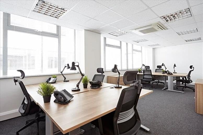 Picture of Longcroft House, 2-8 Victoria Avenue, Liverpool St Office Space for available in Bishopsgate