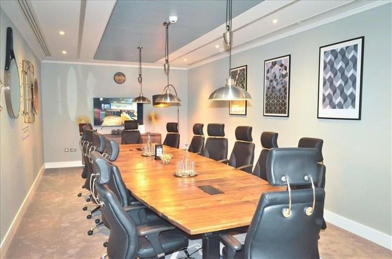 Ealing Broadway Office Space for Rent on Ealing Cross, 85 Uxbridge Road