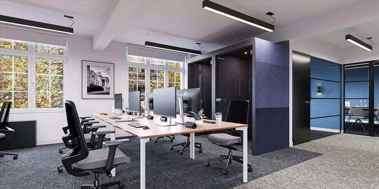 77 Kingsway Office Space Holborn