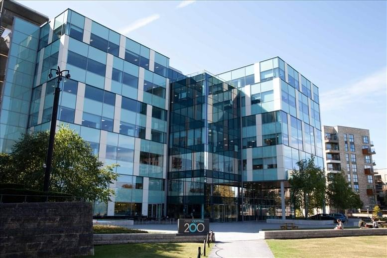Office for Rent on 2 Lakeside Drive Park Royal