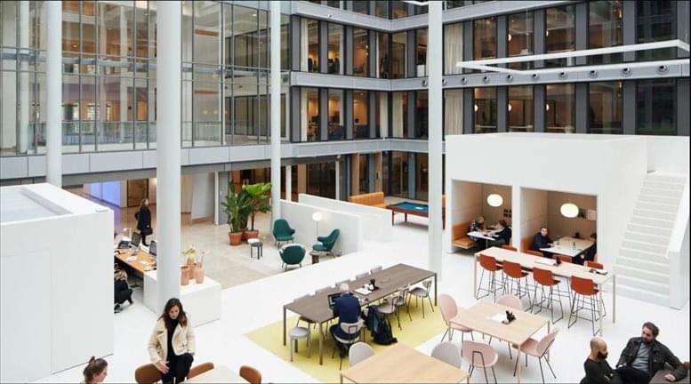 Avon House Avonmore Road, Kensington Office Space Earls Court