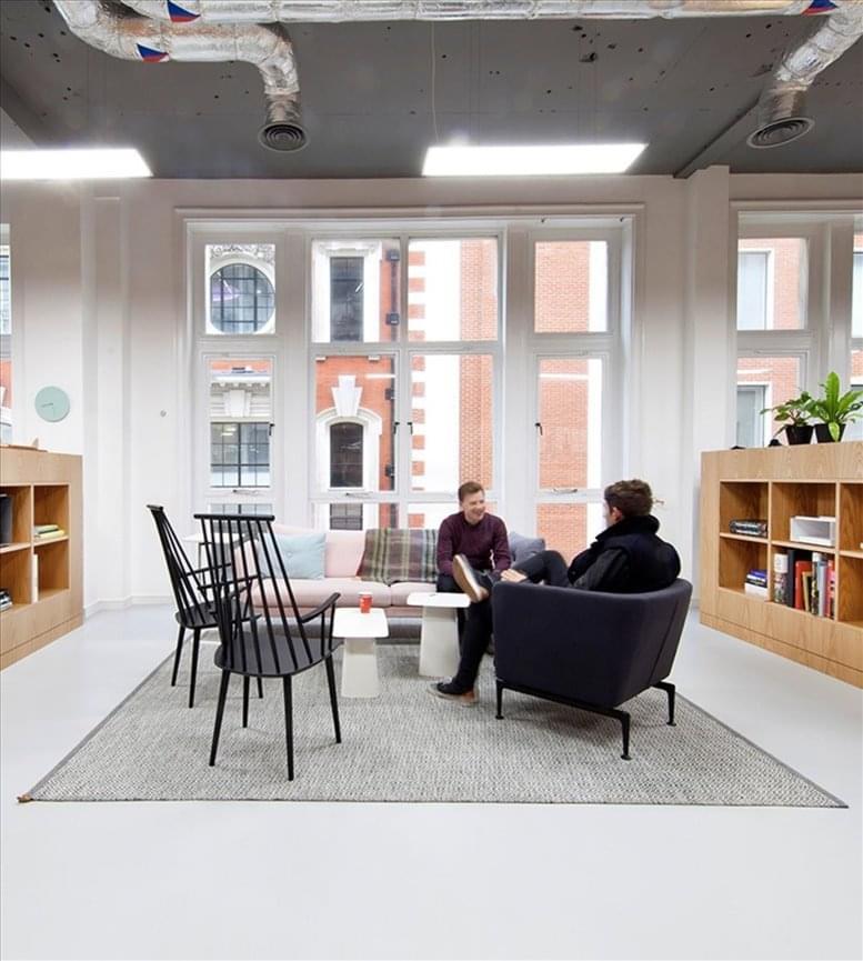 Office for Rent on Avon House Avonmore Road, Kensington Earls Court