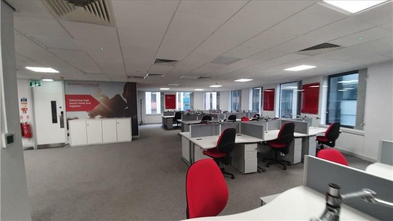 33 Creechurch Lane Office for Rent Aldgate