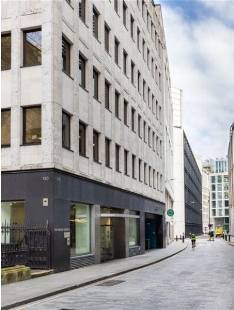 130 Wood Street available for companies in Cheapside