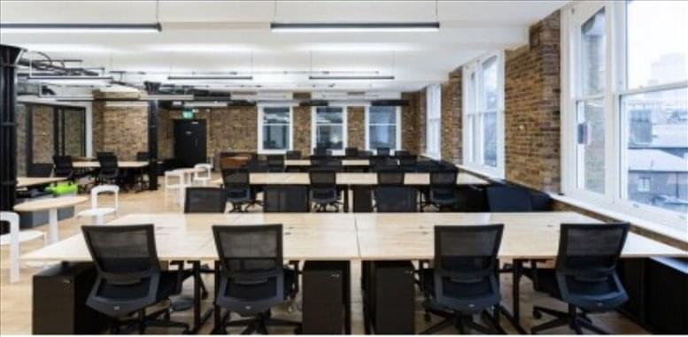 Photo of Office Space on 76-78 Clerkenwell Rd Clerkenwell