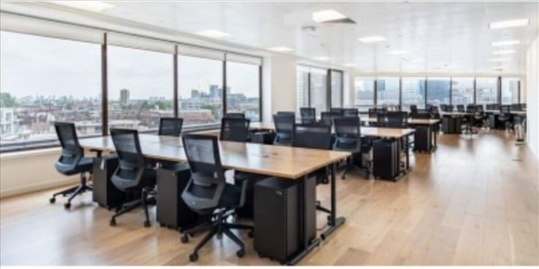 6 Devonshire Square Office for Rent Bishopsgate