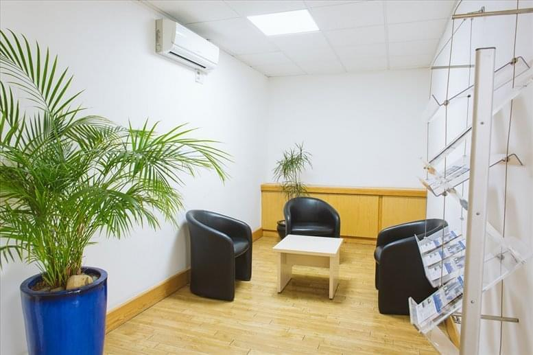 50 Salisbury Road Office Space Hounslow