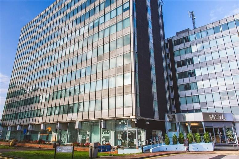 Office for Rent on 50 Salisbury Road Hounslow