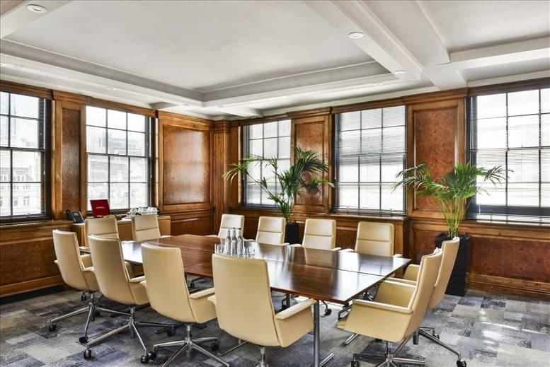 Image of Offices available in The City: 148 Leadenhall Street, The City