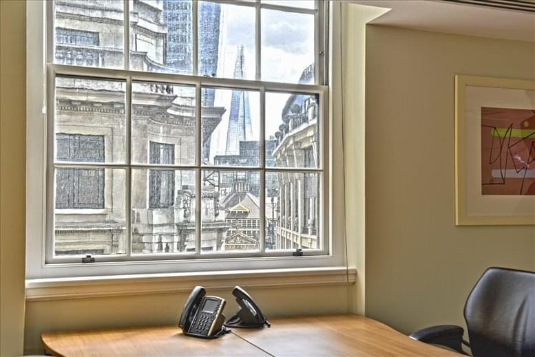 Photo of Office Space available to rent on 148 Leadenhall Street, The City, The City