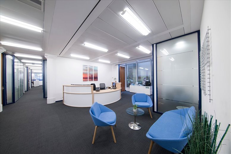 Photo of Office Space on St Martin's House, 16 St Martin's Le Grand St Pauls