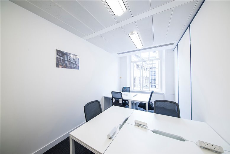 St Pauls Office Space for Rent on St Martin's House, 16 St Martin's Le Grand