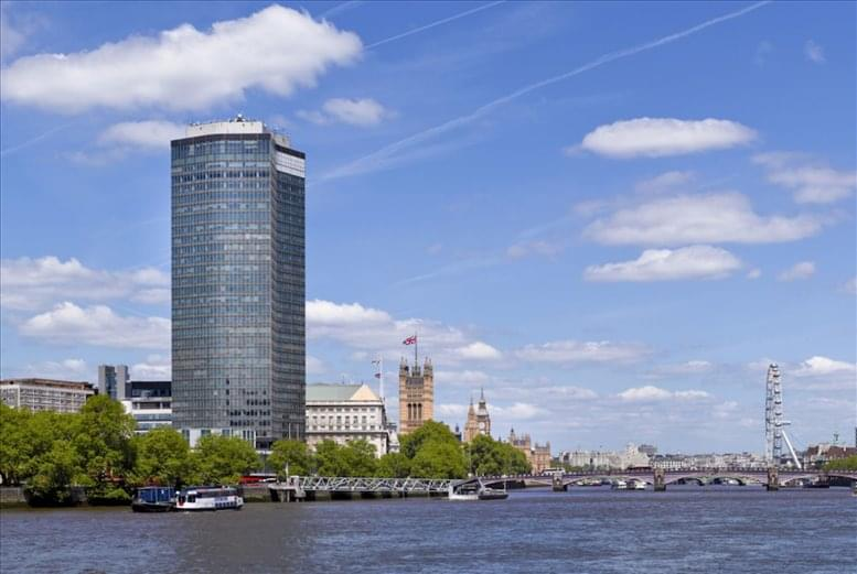 21-24 Millbank Office Space Pimlico