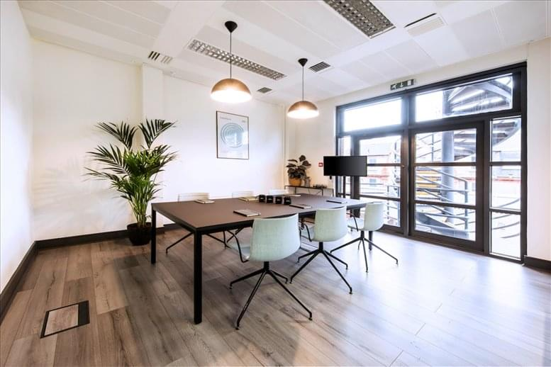 Photo of Office Space on 21-24 Millbank Pimlico