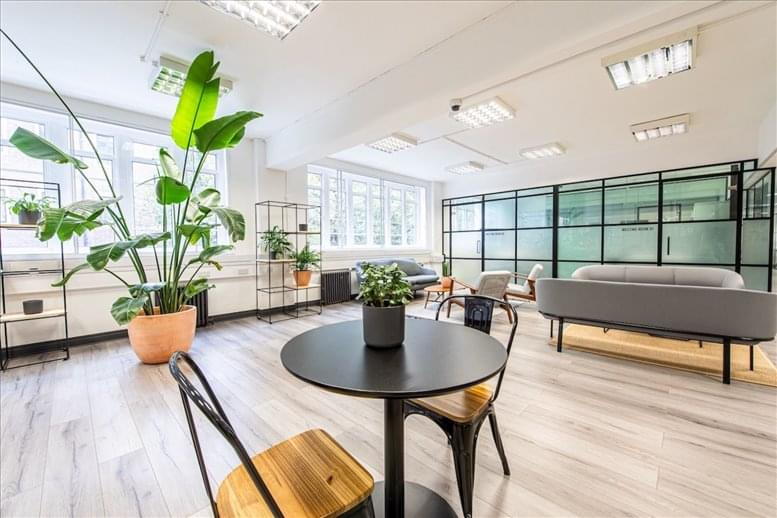 Image of Offices available in Pimlico: 21-24 Millbank